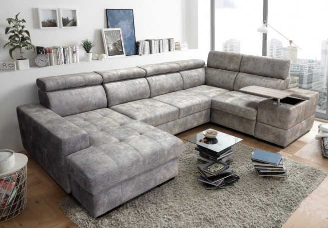 Модульный диван Висмут